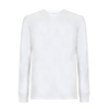 Continental long sleeved white t-shirt
