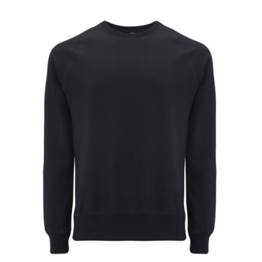 Continental Unisex Salvage Sweatshirt (Black)