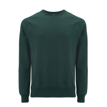 Continental Unisex Salvage Sweatshirt (Bottle Green)