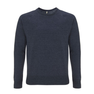 continental salveage sweatshirt melange navy