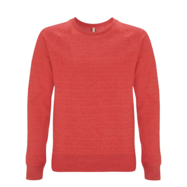 Continental Unisex Salvage Sweatshirt (Melange Red)