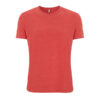 continental salvage red t-shirt