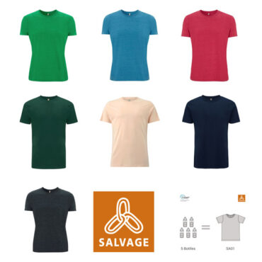 Salvage T-Shirt in Seven Colours
